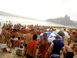 gay ipanema beach